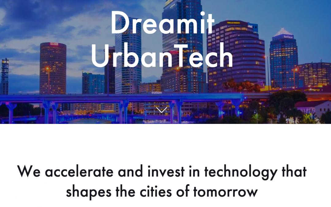Dreamit UrbanTech taking applications